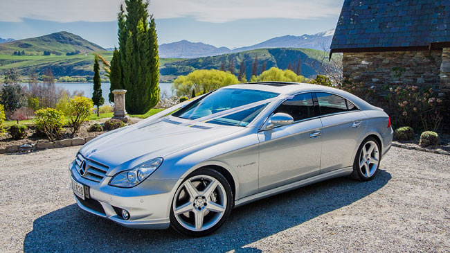 wedding car hire queenstown nz