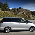 minivan hire queenstown