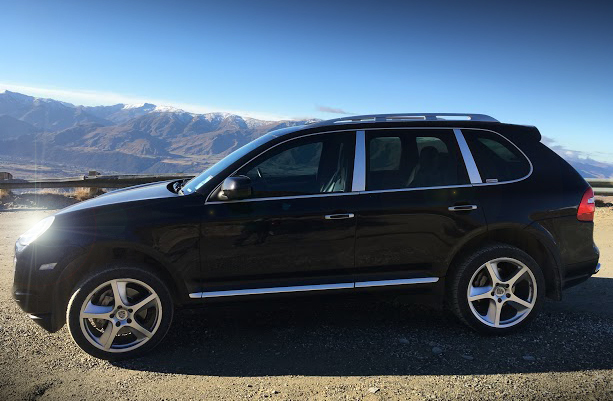 luxury hire car queenstown